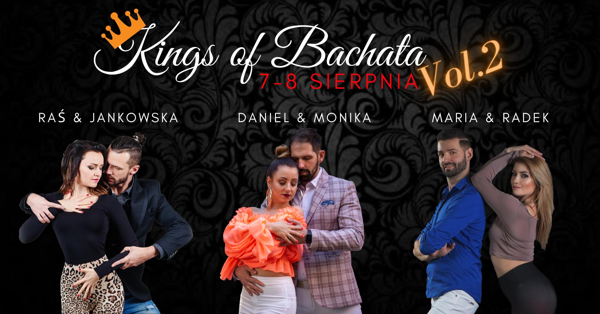 Kings of Bachata vol.2