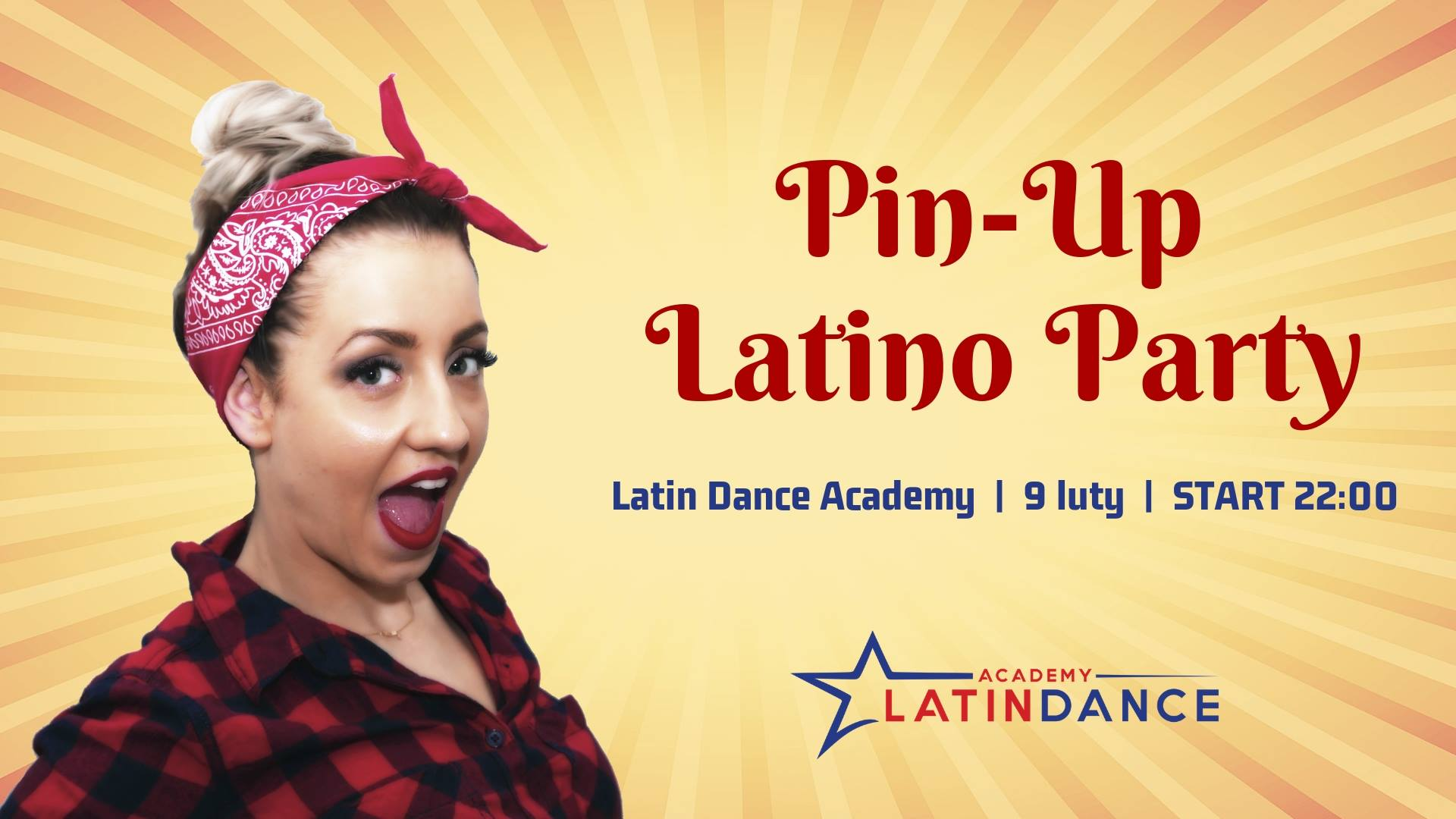Pin-Up Latino Party