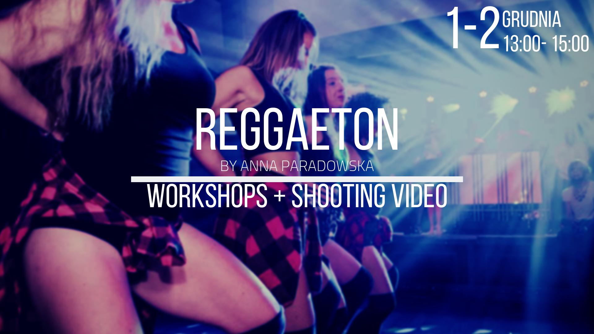 warsztaty reggaetonu