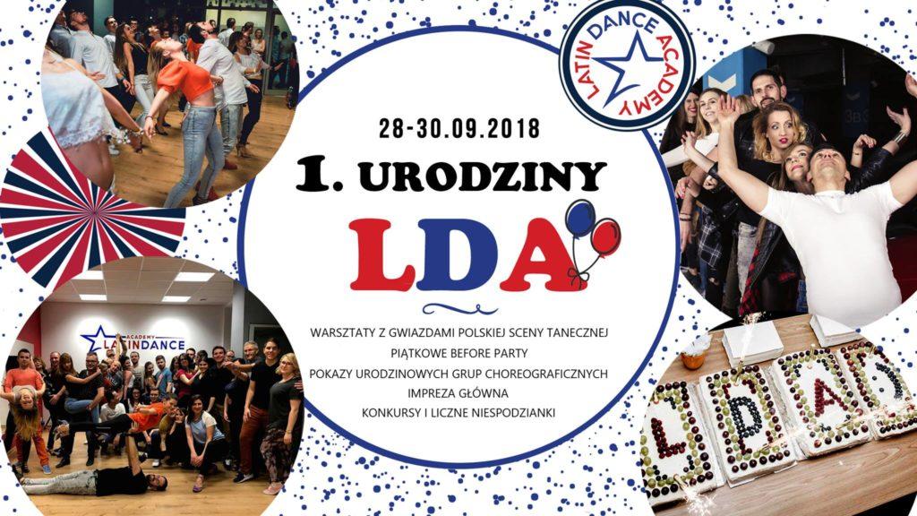 urodziny Latin Dance Academy